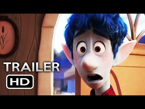Play ONWARD Official Trailer (2020) Tom Holland, Chris Pratt Pixar Animated Movie HD