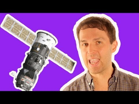 How do you get to the ISS? - Sci Guide (Ep 22) - Head Squeeze