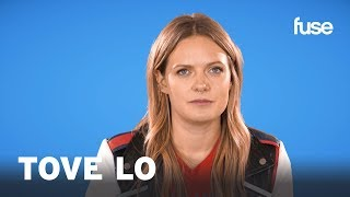 Tove Lo Goes Through Blue Lips (Lady Wood Phase II) | Track By Track