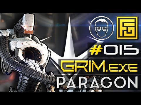 PARAGON gameplay german | GRIM.exe #015 | Let's Play Paragon deutsch PS4 PC