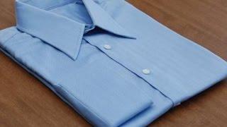 видео Как правильно гладить вещи: рубашки с рукавом, послельное белье, сумки