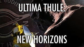 New Horizons NASA Flyby of Ultima Thule with Ben Pearson