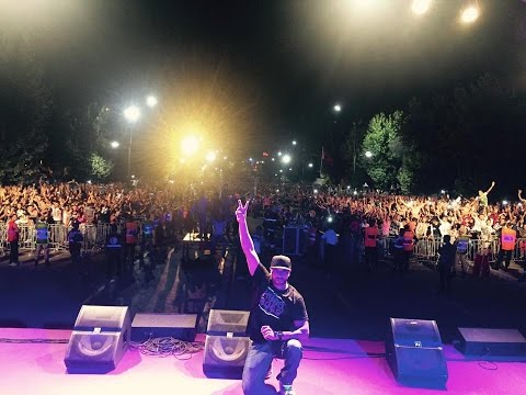 Muslim - Festival de rai Oujda 2015