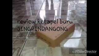 review ketapel slingshot/ketapel buru JINGPINDANGONG