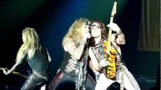 Steel Panther - Supersonic Sex Machine (Live @ The M.E.N Arena, Manchester, UK, Dec 2011) [HD]