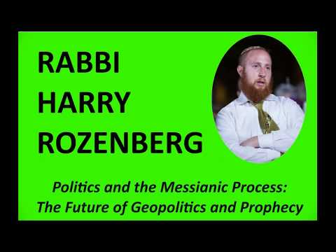 The Lost 10 Tribes  The Geopolitical Solution  Rabbi Harry Rozenberg