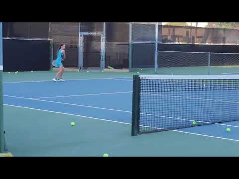 Tennis at Palm Spring's Desert Princess Resort-Tennis Tourist