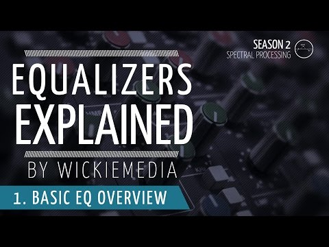 Equalizers explained #1 - EQ functions