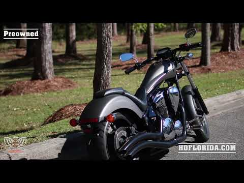 Preowned 2016 Honda Fury Overview