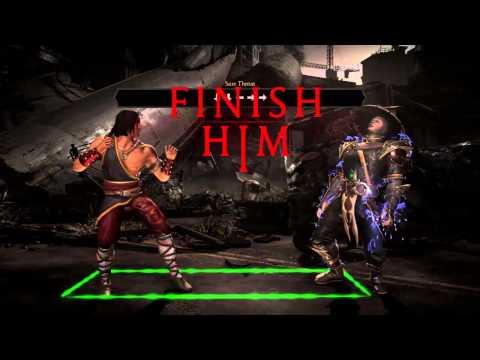 Fatalities principales, movimientos y distancia - Mortal Kombat X