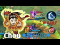 The fighter    S             Insane Damage Chou      S           fighter Build Chou Gameplay
