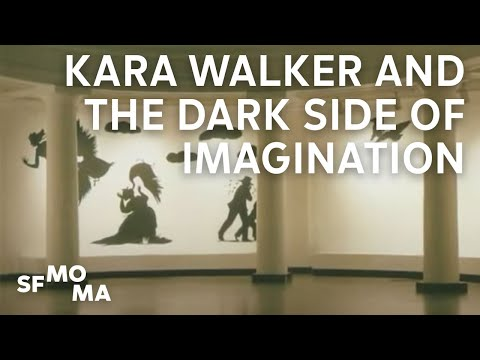 "Kara Walker on her ""uneasy relationship"" with her imagination"
