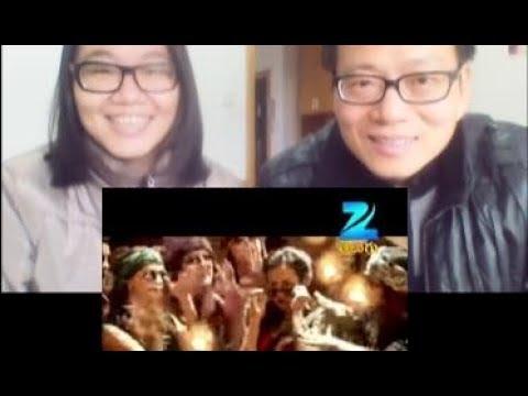 CHINESE REACT and TALK// TOP LECHIPODI Song/Iddarammayilatho/Devi Sri Prasad/Sagar,Geetha Madhuri
