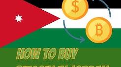How to buy bitcoin in Jordan