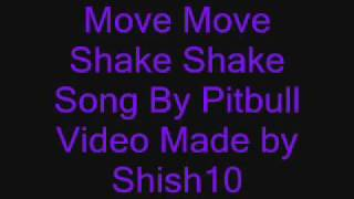 Move Shake Drop by Dj  Laz and Pitbull (OFFICIAL)