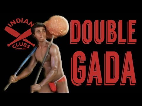 Indian Clubs | DOUBLE GADA