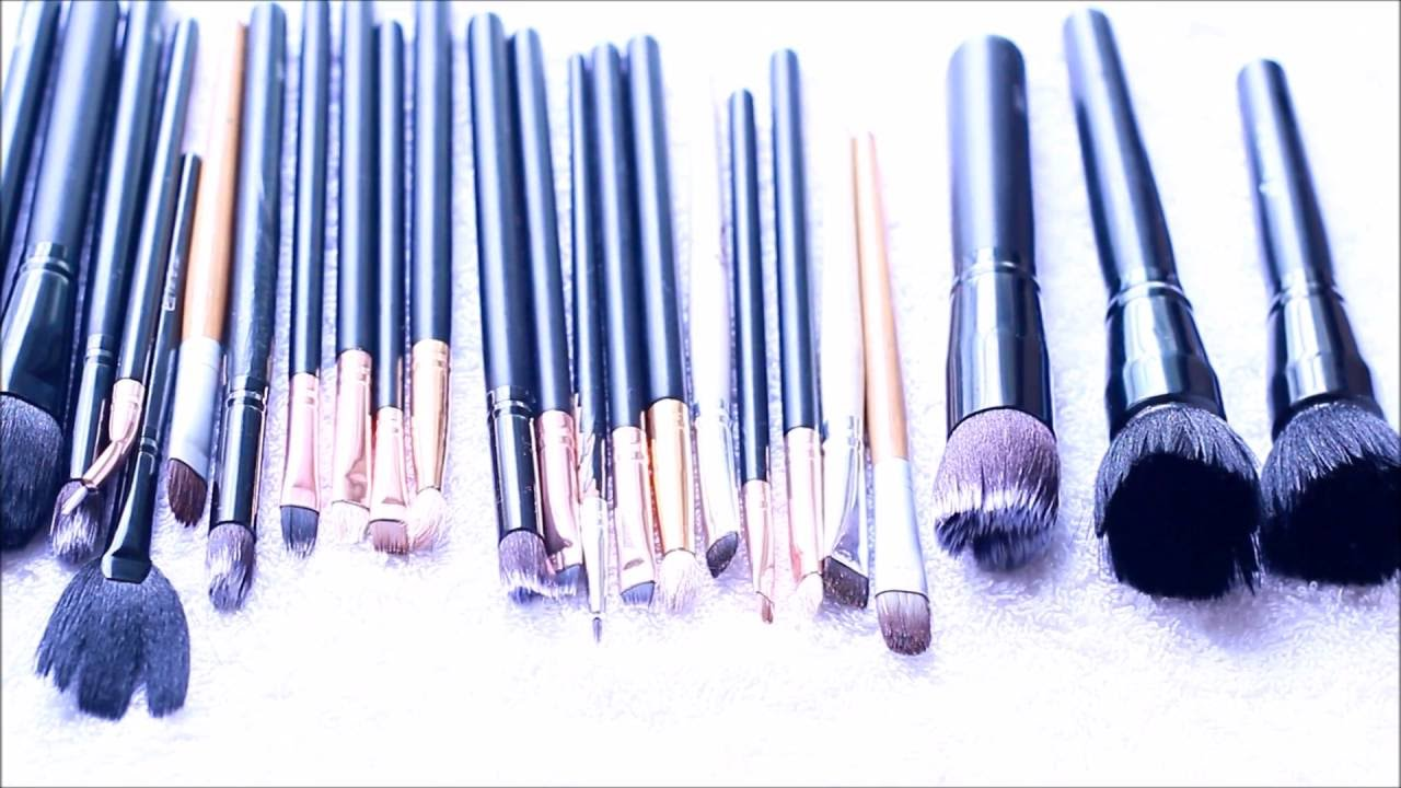 Best Way Deep Clean Makeup Brushes Evita Joseph