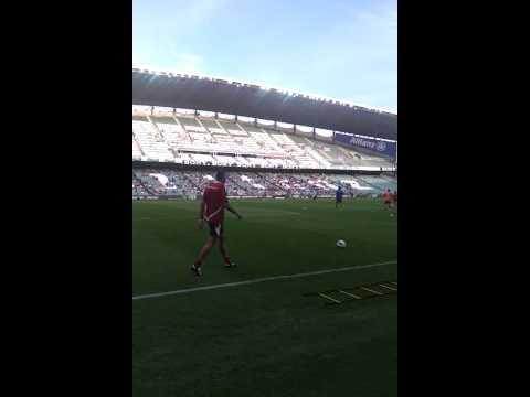 Sydney FC Training with Kalac