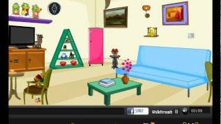 Tidy Room Escape Walkthrough