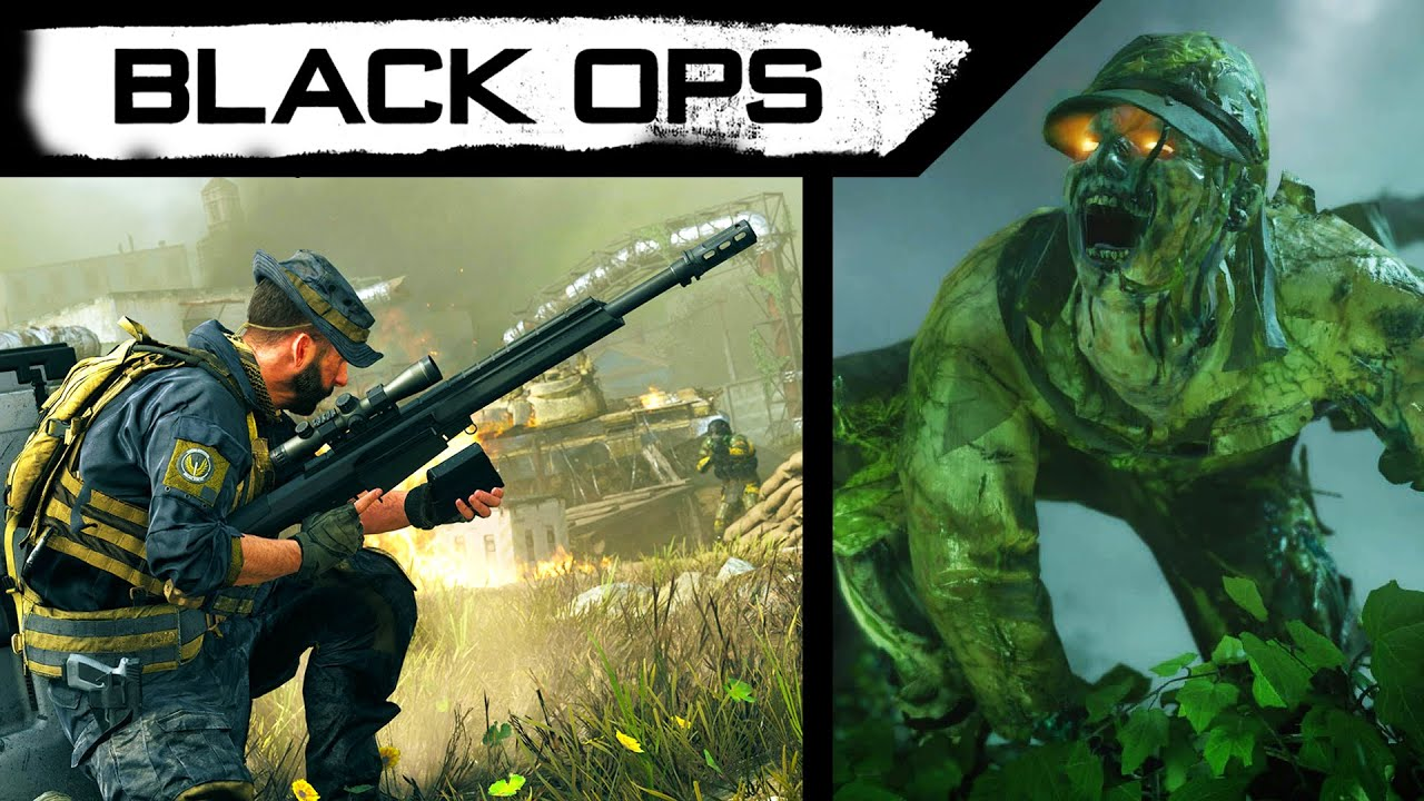 Call Of Duty 2020 Black Ops Zombies In Warzone Mode Details Cod 2020 Cold War Leak Youtube
