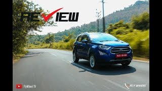 Ford EcoSport | Flywheel Review