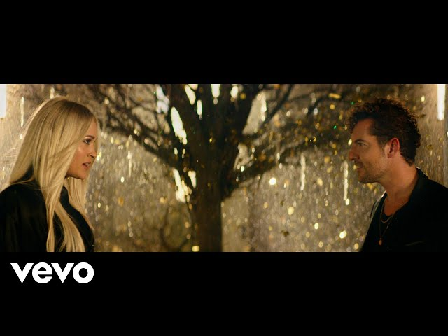 David Bisbal, Carrie Underwood - Tears Of Gold