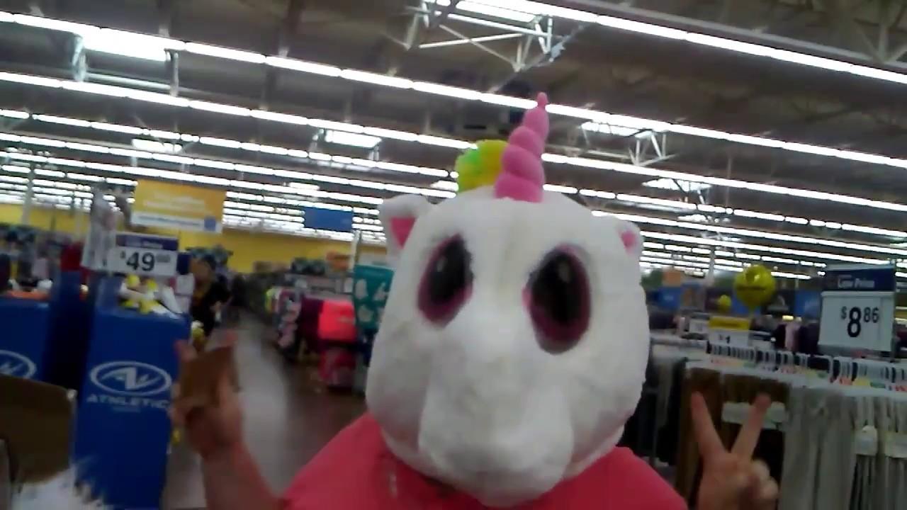 Maskimals at Walmart     So cute!