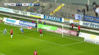 IFK Göteborg 2 - 2 Trelleborgs FF