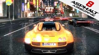 ASPHALT 8 | Bugatti Veyron 16.4 Grand Sport Vitesse (iOS/iPad Gameplay) Tokyo | Asphalt 8: Airborne