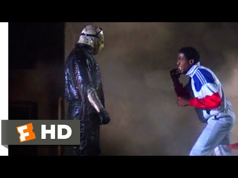 Friday the 13th: Jason Takes Manhattan (1989) - Knockout! Scene (6/10)   Movieclips