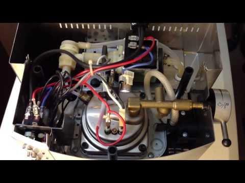 How To Remove the Cover of a DeLonghi EC702 Espresso Coffee Maker
