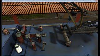 WIP: 363 Hlavní vypínače (DC/AC main switches)