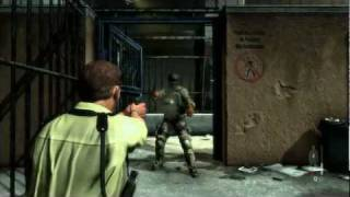 Max Payne 3 Design and Technology Part 2: Targeting and Weapons Featurette (HD)