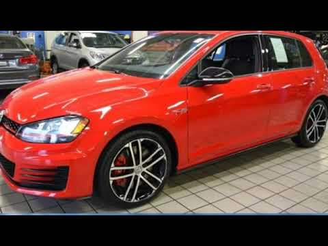 Used 2017 Volkswagen Golf GTI Capitol Heights, MD #VKM104378A - SOLD
