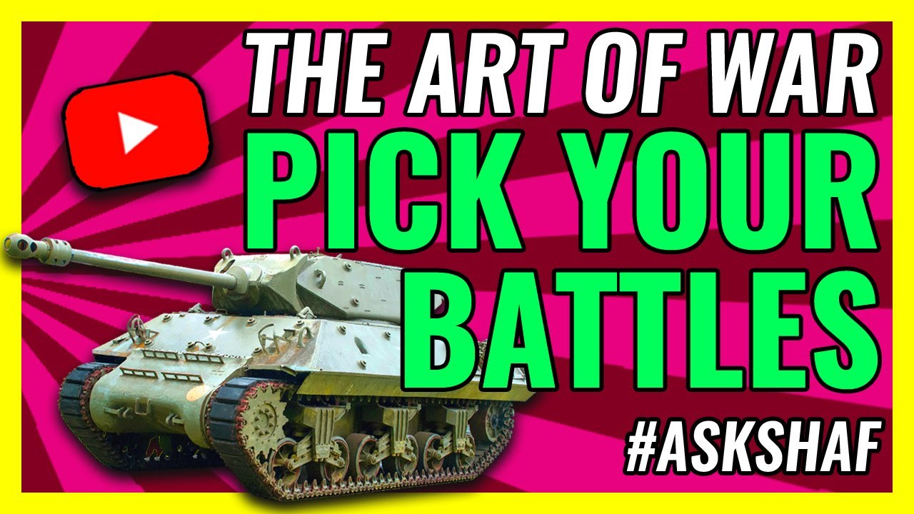 Pick Your Battles Applying Sun Tzu Art Of War To Business Crowd Kitchens Youtube