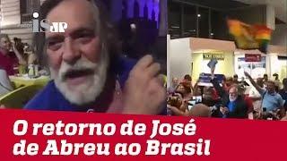 José de Abreu tucano, emedebista ou petista?
