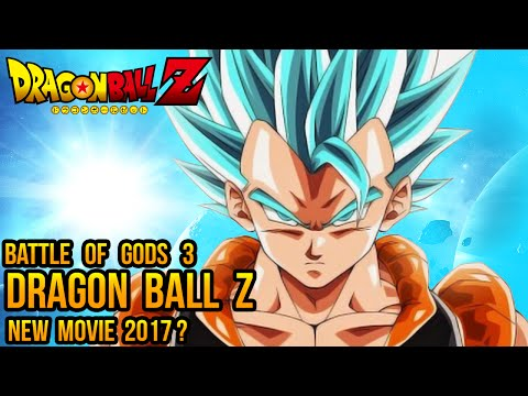 Dragon Ball Z: New Movie 2017, Gogeta / Vegito Fusion ...