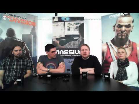 Hangout with Ubisoft Massive Studio - Programmers