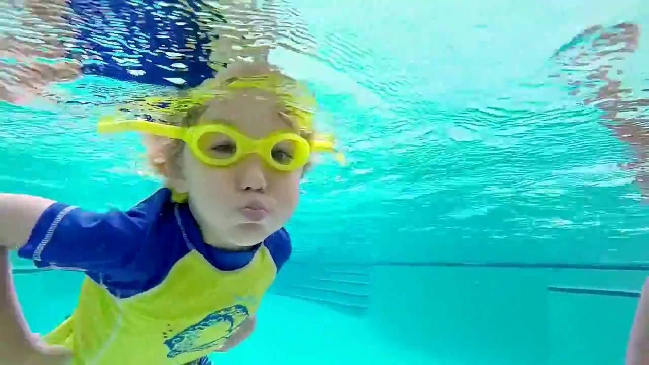 learn how to swim youtube