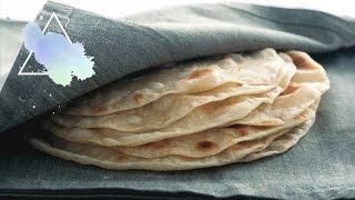 Homemade Tortilla Recipe  Sustainably Vegan