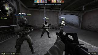 CS:GO BEST COMPETITIVE WIN EVER!!!!!