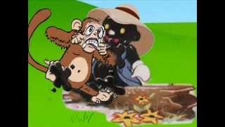 O macaco e a velha