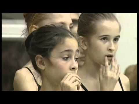 Vaganov Ballet Academy.