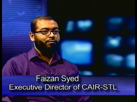 A Conversation with Faizan Syed - Iran vs Saudi Arabia discussion 1-26-16