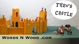 Build a Wooden Castle. It's Modular!  (WnW #24)