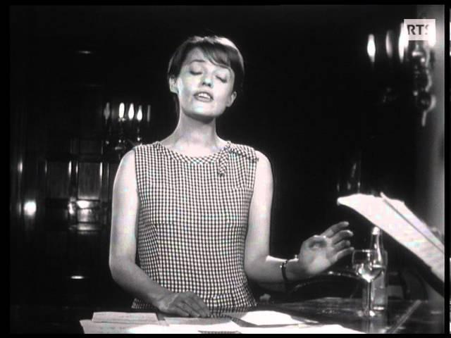 Jeanne Moreau - J'ai la mémoire qui flanche (1963)