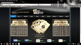 Cara Daftar PokerAce99