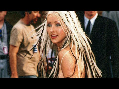 Christina Aguilera  Dirrty  MTV Stripped In NYC 2002