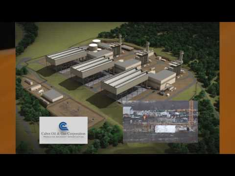 Natural gas production brings investment