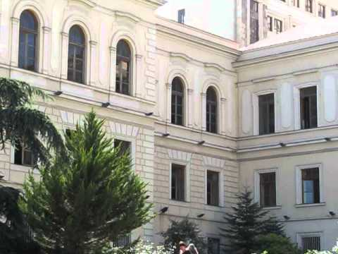 Georgian National Museum. D. Shevardnadze National Gallery